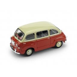 R250-01 FIAT 600 MULTIPLA 1a SERIE 1956 A-C
