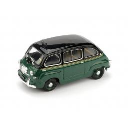 R251B FIAT 600 MULTIPLA 1956 TAXI DI TORINO