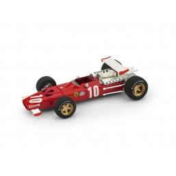 R256 FERRARI 312 F1 GP ITALIA 1969 RODRIGUEZ