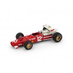 R256B FERRARI 312 F1 GP MESSICO 1969 RODRIGUEZ