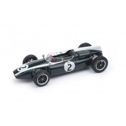 R299 COOPER T53 GP.GRAN BRETAGNA 1960 MCLAREN