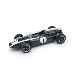 R300 COOPER T53 GP.GRAN BRETAGNA 1960 BRABHAM