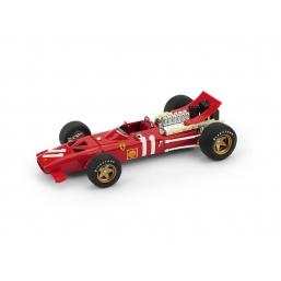 R303 FERRARI 312 F1 GP MONTECARLO 1969 C.AMON
