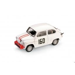R306 FIAT ABARTH 850 TC PIAVE S.STEFANO 1966