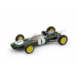 R331-CH LOTUS 25 GP BELGIO 1963 1°CLARK+PILOTA