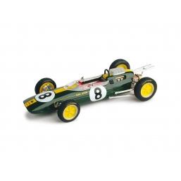 R332 LOTUS 25 G.P. ITALIA 1963 1° J.CLARK