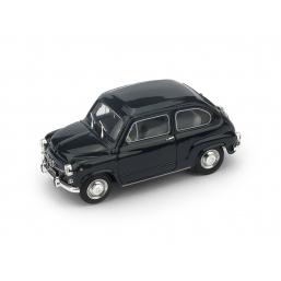 R349-05 FIAT 600D 1965 BLU SCURO