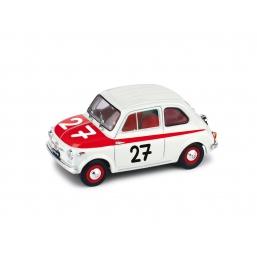R362 FIAT NUOVA 500 SPORT 12H HOCKENHEIM 1958