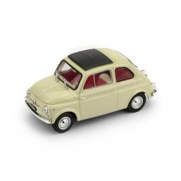 R405-03 FIAT 500D 1960 CHIUSA AVORIO