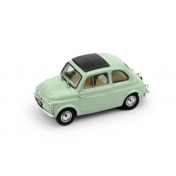 R405-13 FIAT 500D 1960 CHIUSA VERDE CHIARO