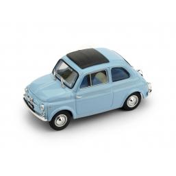 R405-14 FIAT 500D 1962 CHIUSA AZZURRO PERVINCA