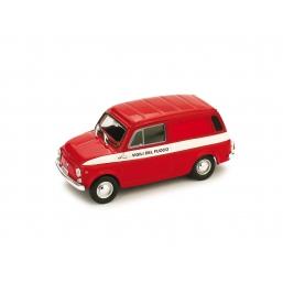R428 AUTOBIANCHI FURGONCINO 500 1972 VIGILI D