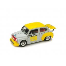 R429 FIAT ABARTH 1000 BOLZANO-MENDOLA 1972