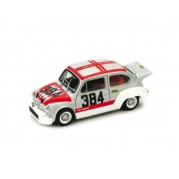 R431 FIAT ABARTH 1000 TRENTO BONDONE 1971