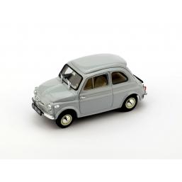 R435-02 STEYR PUCH 500D 1959 GRIGIO PERLA
