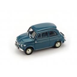 R435-04 STEYR PUCH 500D 1959 BLU CHIARO