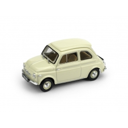 R435-06 STEYR PUCH 500D 1959 BEIGE SABBIA
