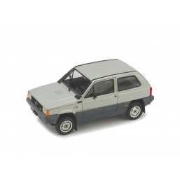 R441-02 FIAT PANDA 4X4 1983 GRIGIO METALLIZZATO