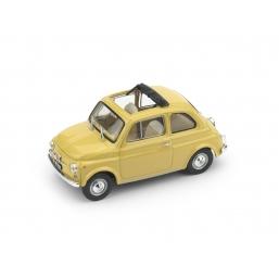 R454-05 FIAT 500F 1971-1973 APERTA GIALLO TAHITI