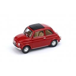 R455-01 FIAT 500F 1965-1971 CHIUSA ROSSO MEDIO