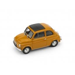 R455-13 FIAT 500F 1971-72 CHIUSA GIALLO POSITANO