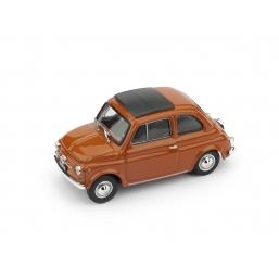 R455-14 FIAT 500F 1965-72 CHIUSA ROSSO CORALLO C