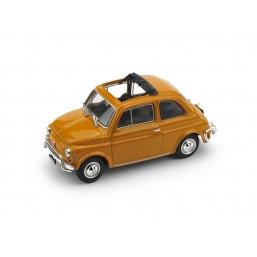 R464-04 FIAT 500L 1968-72 APERTA GIALLO POSITANO