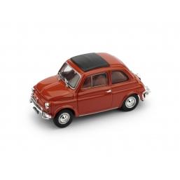 R465-02 FIAT 500L 1968-72 CHIUSA CORALLO SCURO