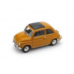 R465-04 FIAT 500L 1968-72 CHIUSA GIALLO POSITANO