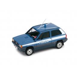 R472 FIAT PANDA 4X4 1983 POLIZIA STRADALE