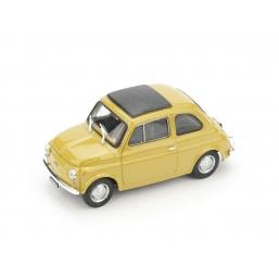 R475-04 FIAT 500R 1972-75 CHIUSA GIALLO TUFO
