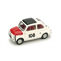 R479 FIAT ABARTH 595 COPPA GALLEGA 1965