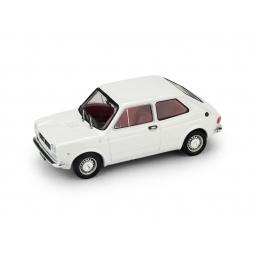 R500-02 FIAT 127 1a SERIE 1971 BIANCO