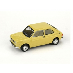 R500-03 FIAT 127 1a SERIE 1971 GIALLO TAHITI