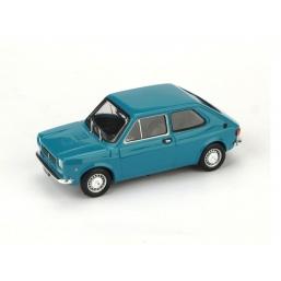 R500-04 FIAT 127 1a SERIE 1971 VERDE LAGO