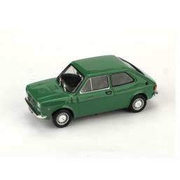 R500-05 FIAT 127 1a SERIE 1971 VERDE PALUDE