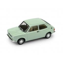R500-11 FIAT 127 1a SERIE 1971 VERDE CHIARO