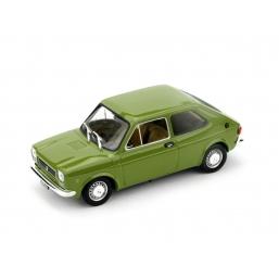 R500-12 FIAT 127 1a SERIE 1972 VERDE MUSCHIO