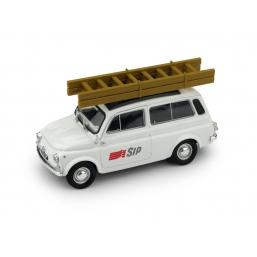 R507 AUTOBIANCHI 500 GIARDINIERA SIP 1970