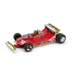 R514-CH FERRARI 312 T4 GP MONACO 1979 VILLENEUVE