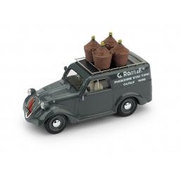 R529 FIAT 500B FURGONE G.ROSSI E F.GLI 1941