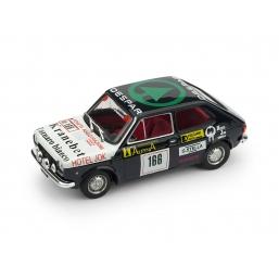 R552 FIAT 127 RALLY SAN MARTINO 1976 #166