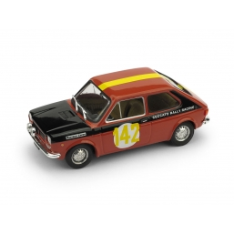 R553 FIAT 127 RALLY DUE VALLI 1972 #142