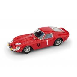 R563 FERRARI 250 GTO RALLY NEIGE ET GLACE'64