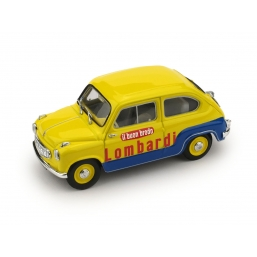 R583 FIAT 600 BRODO LOMBARDI 1960