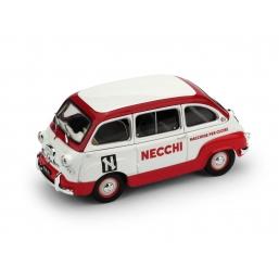 R585 FIAT 600 MULTIPLA NECCHI 1960