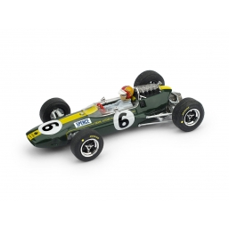 R591-CH LOTUS 33 G.P. INGHILTERRA 1965 4° SPENCE