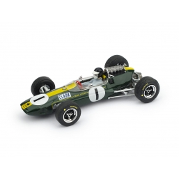 R592-CH LOTUS 33 G.P. GERMANIA 1965 1° J. CLARK