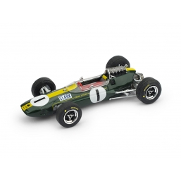 R592 LOTUS 33 G.P. GERMANIA 1965 1° J. CLARK