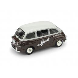R595 FIAT 600 MULTIPLA 1956 CAFFAREL